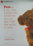 poster produced for Red Cross Week 2006
