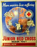 Junior Red Cross recruitment poster