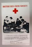 Poster advertising the Junior Red Cross Cadets