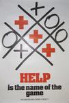 poster advertising the British Red Cross