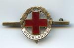 souvenir badge: Moorlands