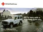 Red Cross Appeal Week donation envelope