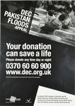 Pakistan Floods Appeal Poster, 2010