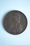 British Red Cross commemorative medallion, Golden Jubilee of Queen Elizabeth II