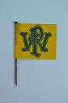 fundraising flag