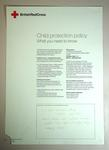 """Child Protection Policy"""