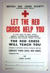 """British Red Cross Society. Hampshire County Branch"""