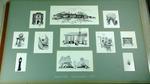 Barnett Hill drawings by John Kennedy, 1973