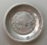 Joint War Organisation ashtray