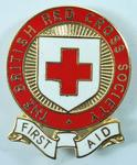First Aid Arm badge