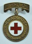 'Graduate Winnipeg General Hospital' badge