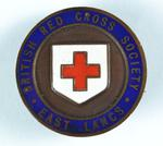 Membership badge: British Red Cross Society East Lancs