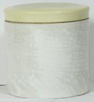 Small ceramic container