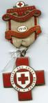 Proficiency badge in Red Cross First Aid