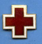 American Red Cross Service pin