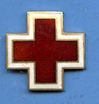 American Red Cross Service pin