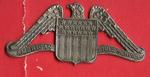 American Field Service Ambulance Brigade cap badge