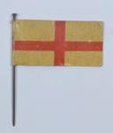 collecting Day flag: St George for England