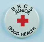 Junior Red Cross badge: Good Health