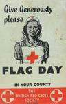 Poster advertising a Flag Day