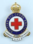 British Red Cross Honorary Life Member award