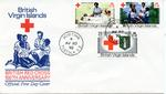 British Virgin Islands official first day cover