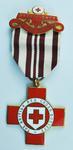 British Red Cross Proficiency badge in Anti-Gas Training
