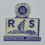 paper collecting day flag: respiration service