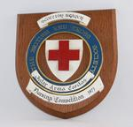 Trophy Shield: Scottish Branch British Red Cross Society Nursing Competition in 1971