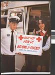British Red Cross recruitment poster