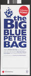 Poster produced for British Red Cross shops during the Blue Peter Welcome Home Appeal