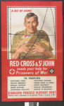 Red Cross & St John fundraising poster