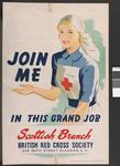 Scottish Branch recruitment poster