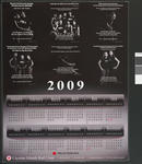 2009 calendar produced by the Cayman Islands Red Cross promoting HIV testing