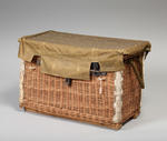 Wicker medical pannier