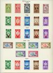 Ethiopian Red Cross Postage Stamps