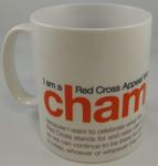 Red Cross Appeal Week mug