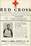 Laminated reproduction of selected pages of The Red Cross official journal, November 1917