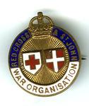 Joint War Organisation badge
