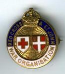 Joint War Organisation badge.