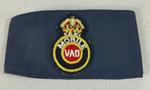 Navy brassard for a Mobile VAD