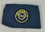 Navy brassard for an Immobile VAD