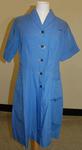 Member's indoor uniform lupin cotton dress