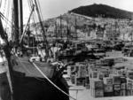Food parcels for civilians in Yugoslavia
