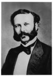 Head and shoulders portrait of Henry Dunant