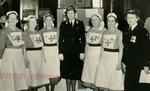 Group of Red Cross Officers and VADs from the Farnham Division, Surrey