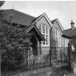 Exterior view of Church House Hospital, Wokingham