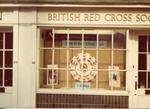 Colour photograph of Red Cross Week 1977 in Newbury Berkshire