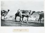 Black and white photograph of the North West Frontier of India during the First World War