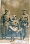 Black and white photograph of Hungarian Red Cross - First World War